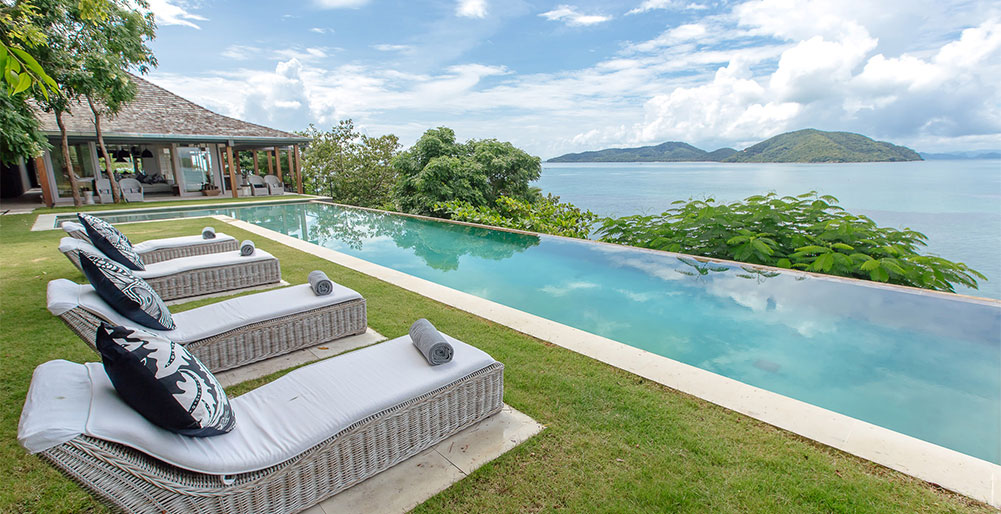 Cape Laem Sor - Arcadia at Cape Laem Sor Estate - Poolside paradise